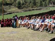 Visit of Teachers and Students from Wilderness School Australia