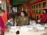 During Medical Camp