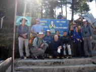Group at Solu Phaplu